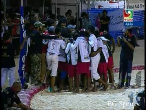 BAIBALAA 2014 - tc sports vs club teenage