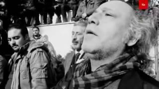 Adnan Yücel   Yeryüzü Aşkın Yüzü Oluncaya Dek   Yaşar Kemal'in cenaze töreni
