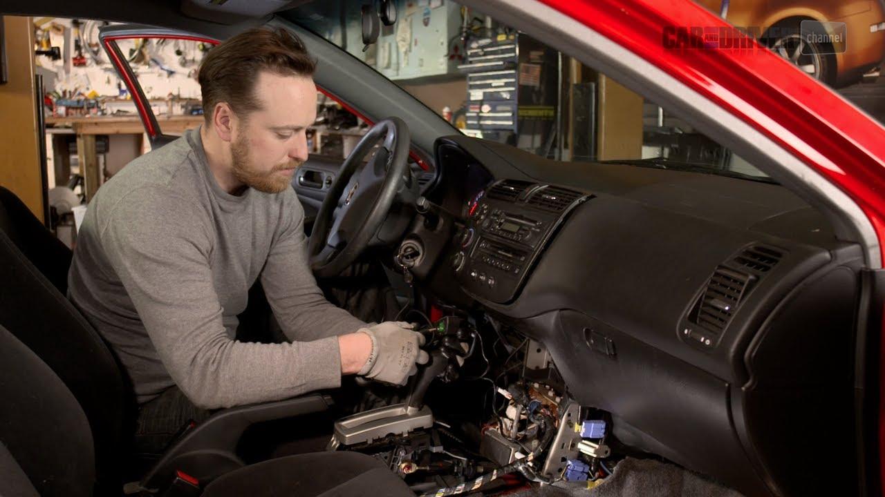 Ford Fiesta Mk6 Audio Wiring Diagram Dakota Digital How To Install A Fm Modulator Into Your Car Youtube