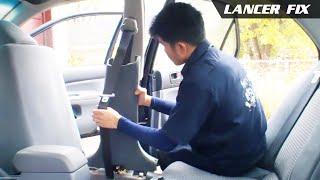 Lancer Fix 7   Gas Cap P0442, FR Seat Belt