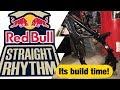 RM250 RedBull Straight Rhythm build part 2