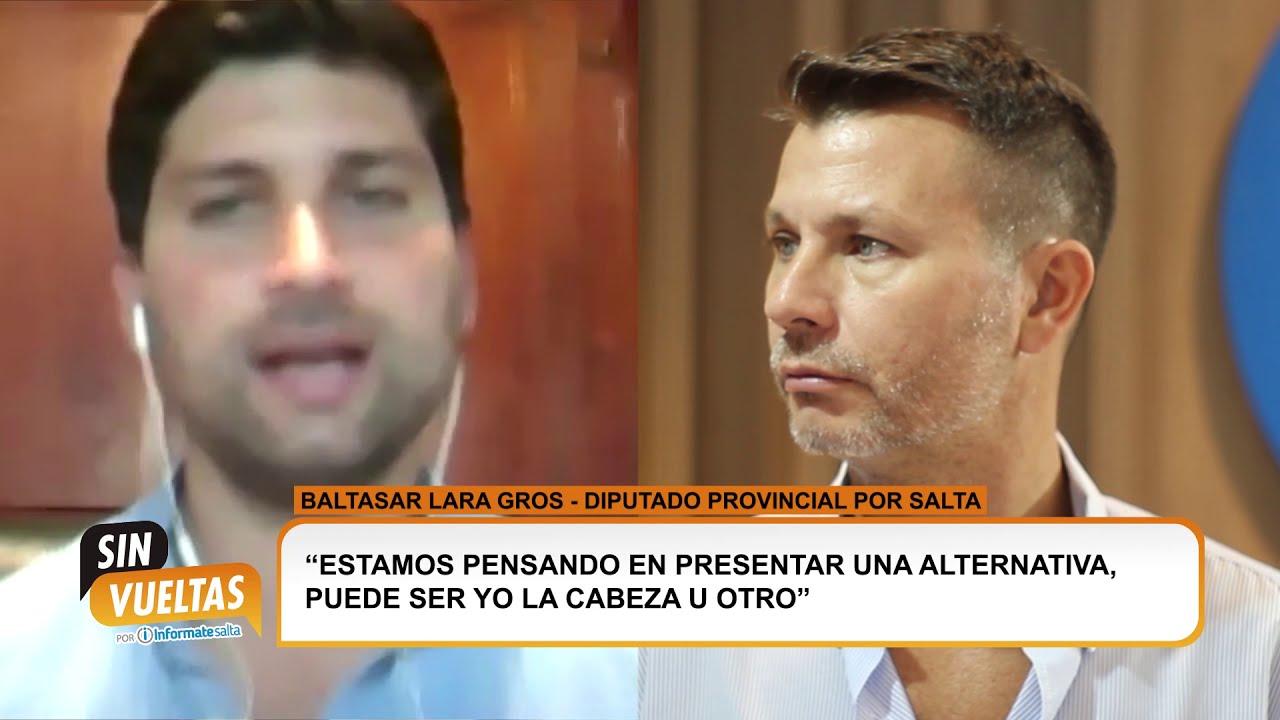 Suspensión de las PASO con el diputado Baltasar Lara Gros