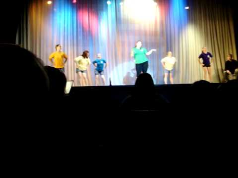 Bushel and a Peck-Soo Theatre Rotary Show 10/3/10