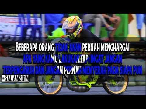 Quotes Kata Kata Anak Racing 201m Youtube