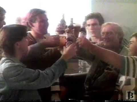 Alpine Lager Commercial 1990