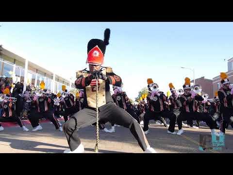 2017 Grambling State  World Famed Tiger Marching Band Homecoming Parade