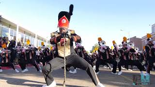 2017 Grambling State  World Famed Tiger Marching Band Homecoming Parade