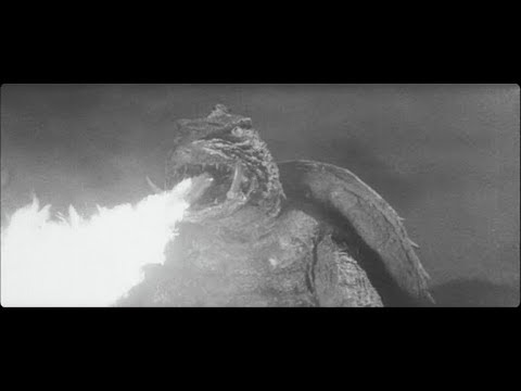 Gamera, the Giant Monster (1965) Trailer (HQ)