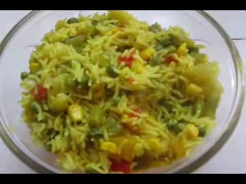 RECIPE: MEXICAN YELLOW RICE
