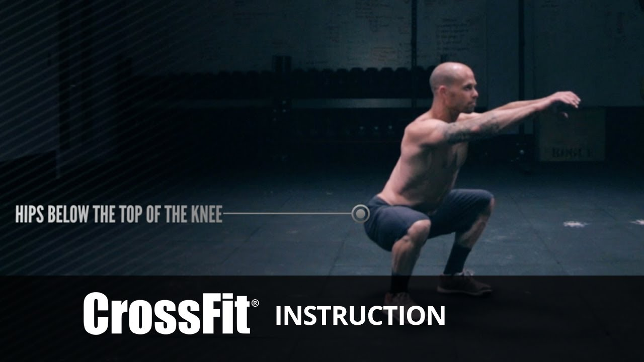 CrossFit's 9 Foundational Movements