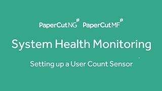 System Health Monitoring - Monitor your PaperCut User Licence