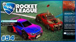 Dolu dizgin I Rocket League Türkçe Multiplayer I 54. Bölüm