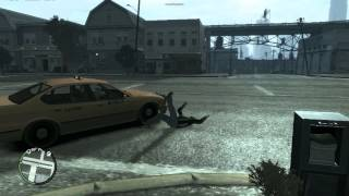 обзор grand theft auto IV(gta 4)pc