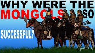 Why were the Mongols so successful?