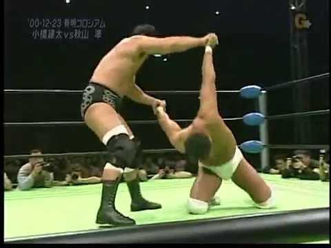 NOAH - Jun Akiyama vs Kenta Kobashi