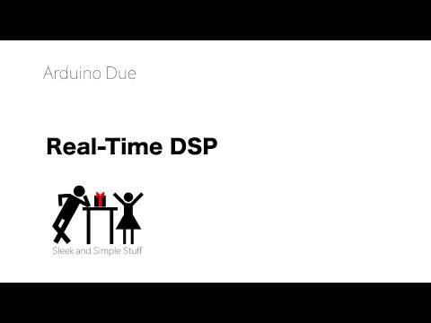 Arduino DSP