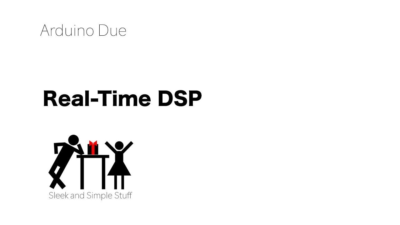 arduino dsp  moved to our new channel  - see link below