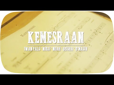 ALL STARS - Kemesraan (Official Lyric Video)