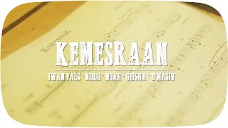 Video ALL STARS - Kemesraan (Official Lyric Video) download MP3, 3GP, MP4, WEBM, AVI, FLV Oktober 2017