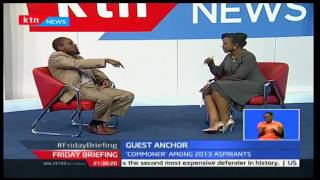 Guest Anchor: Mwalimu Abduba Dida, what has he been up to and what's he planning come 2017 Elections