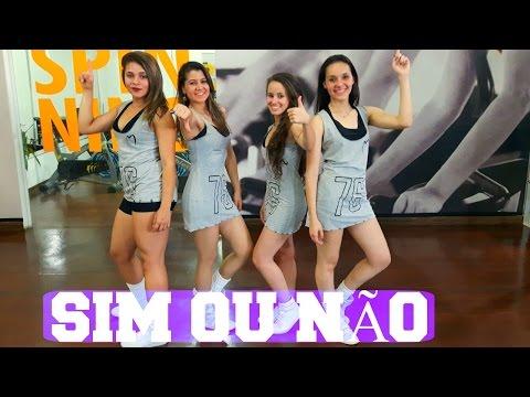 Sim Ou Não - Anitta Feat Maluma | Coreografia CiabyMarinho