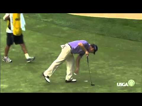 2010 U.S. Senior Open: Highlights
