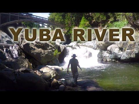 YUBA River HIKE - Base Camp Chris