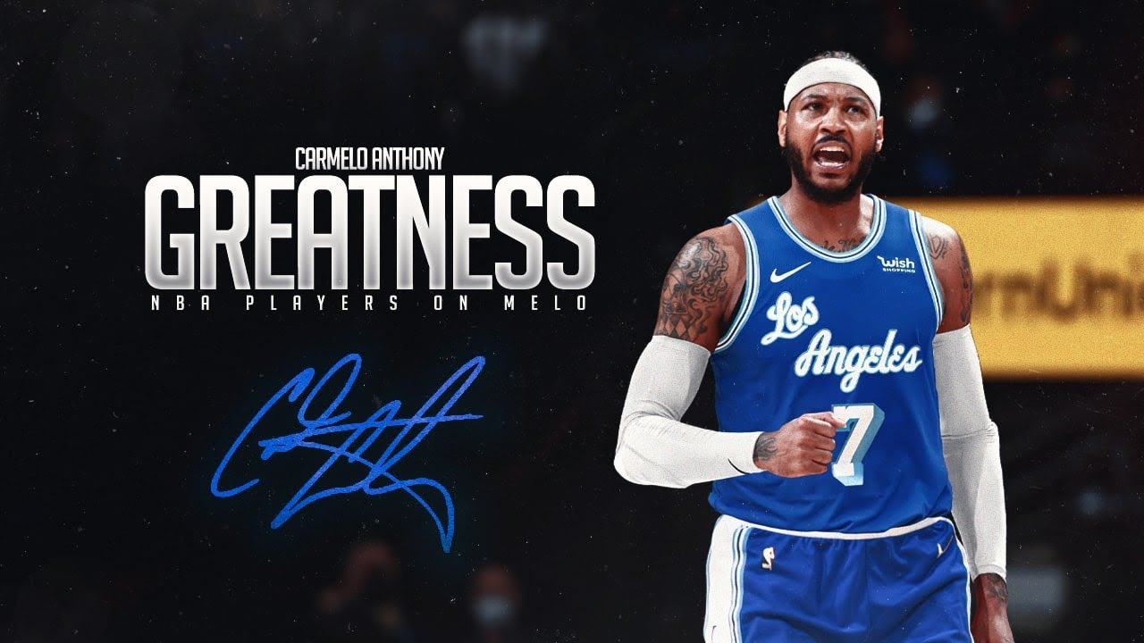 Download NBA Players explain how UNSTOPPABLE Carmelo Anthony is (Kobe, LeBron, Durant..)
