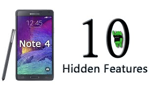 10 Hidden Features of the Galaxy Note 4 You Don't Know About thumbnail