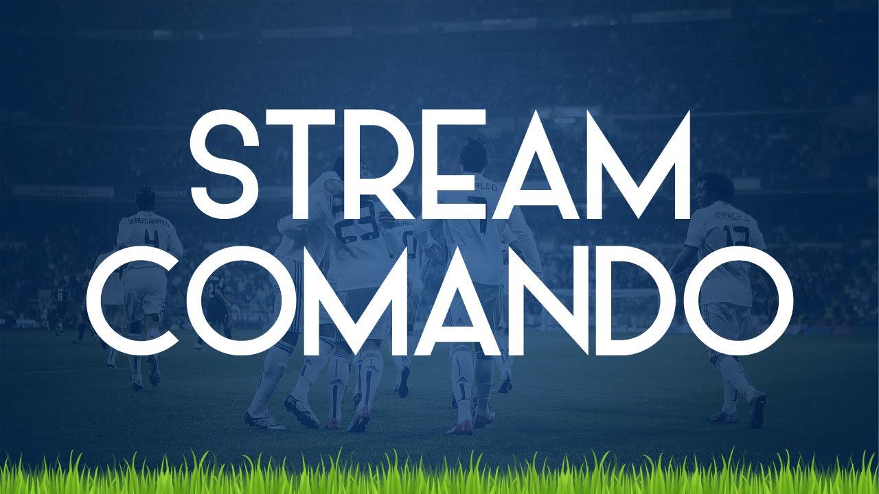 Stream Comando