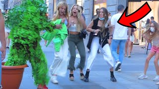BAD DAY? Better Watch This Funny Video | Bushman Prank | Scaring People