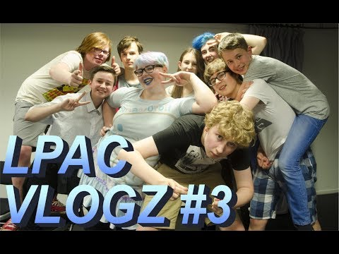 LPAC VLOGZ #3 - Party Time Extravaganza