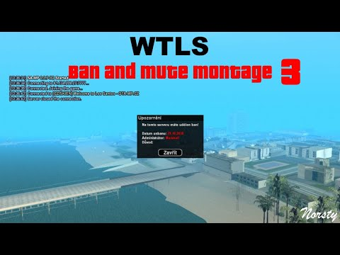 WTLS - Ban and mute montage | Part 3