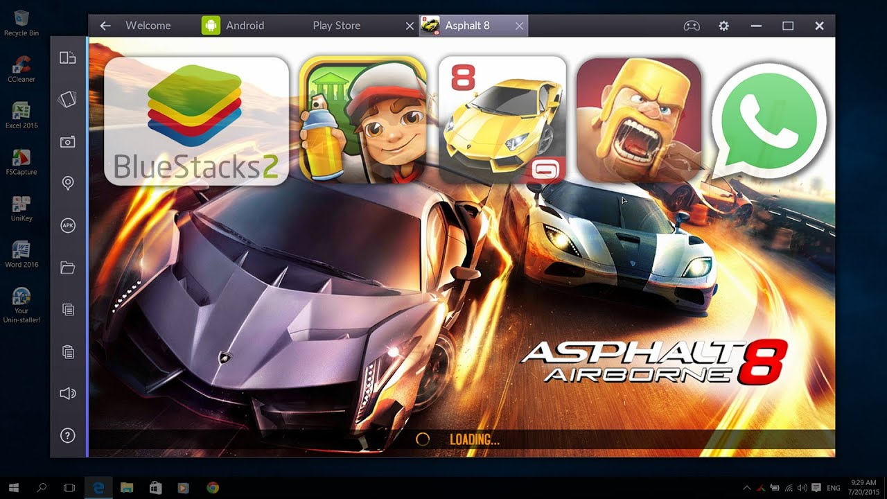 Android Software Libre Bluestacks 2 Tutorial How To Get Your Android Apps