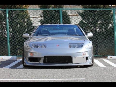 """Nissan Fairlady Z >> manazuo Z """" 2000 Nissan Fairlady Z32 """" Ⅱ - YouTube"""