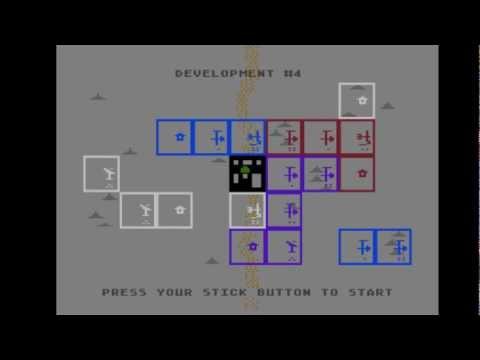 M.U.L.E. (1/2) Atari 800 / Commodore 64