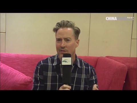 夏克立接受China Daily專訪 全程英文有中英字幕 20150917