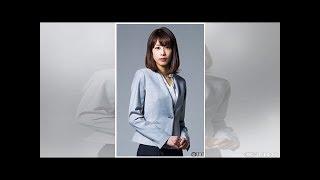 加藤綾子、二宮和也主演の新ドラマ『ブラックペアン』で本格女優デビュー.