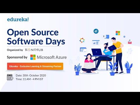 Open Source on Cloud Conference | Open Source Software Days | Konfhub | Microsoft Azure | Edureka