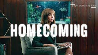 HOMECOMING: nowy serial twórcy MR. ROBOT = NAJWIĘKSZE ZASKOCZENIE 2018 | RECENZJA BEZ SPOILERÓW