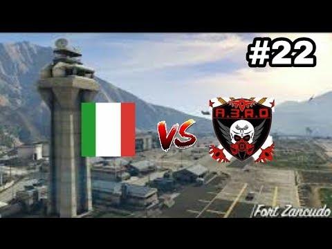 ITAL vs A3RO  PART 22