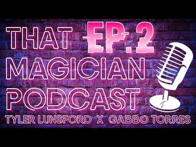 Is the Magic Retailing Business Oversaturated? - That Magician Podcast (Ep.2)