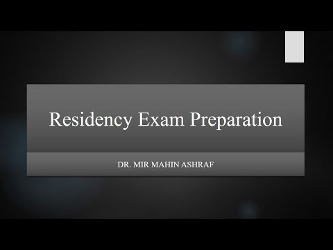 BSMMU Residency Entrance Exam Preparation
