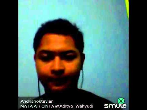 mata air cinta-megi z_ ryan cover