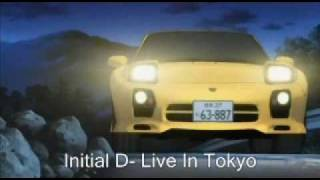 Initial D- Live In Tokyo