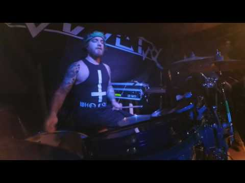 Arsis - Shawn Priest - A Diamond for Disease - Live Raw Audio - Metal Drummers Only