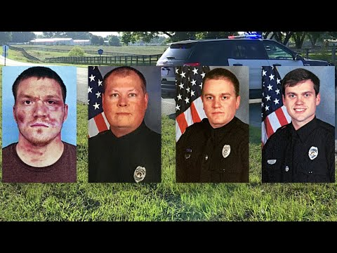 1 Officer Dead, 2 Others Injured In Auburn Shooting
