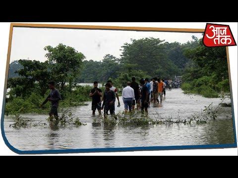 Floods Affect 8 Lakh In Assam, 10 Dead Across Northeast As Rains Lash Region