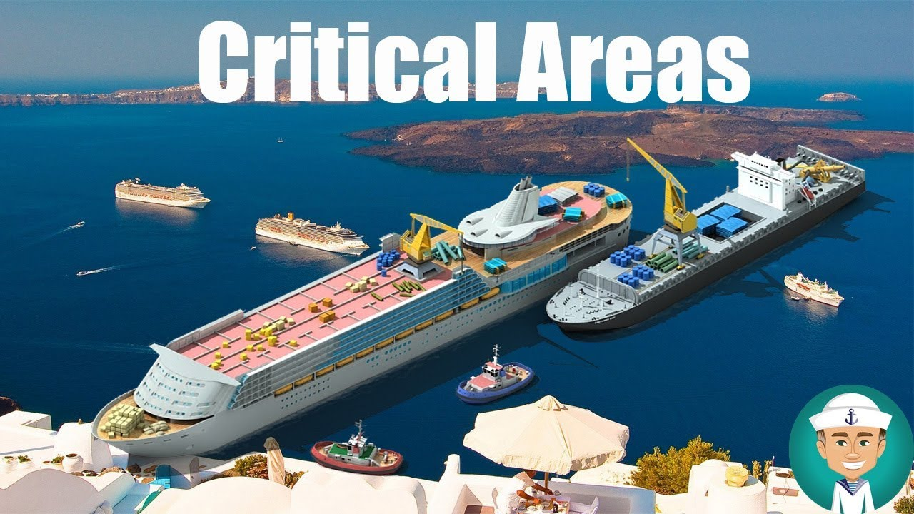 Anatomy and Critical Areas of Different Ship Types - YouTube