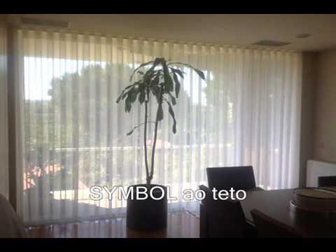Cortinados sistema symbol nogueira braga youtube - Cortinados modernos ...